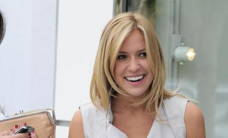 Kristin Cavallari Smiles