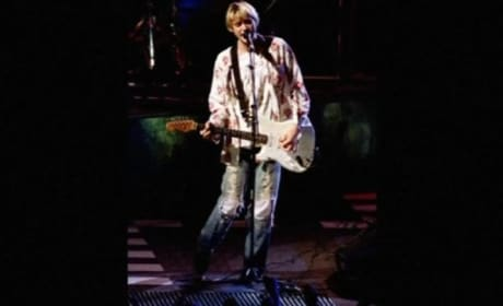 Kurt Cobain Suicide Photos Revealed