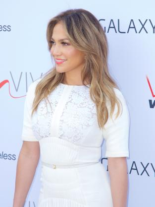 J. Lo on the Red Carpet