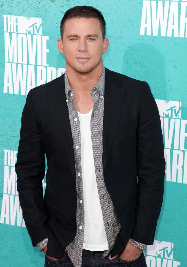 Channing Tatum Red Carpet Pic