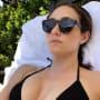 Emmy Rossum Bikini Selfie