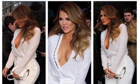 Khloe Kardashian Skinny Photo