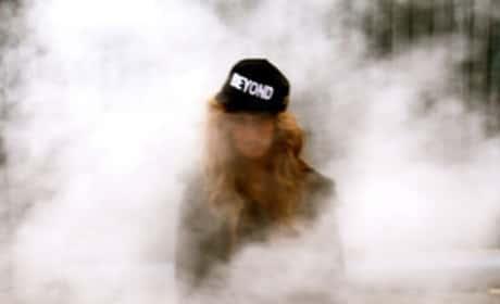 Smokin' Beyonce Pic