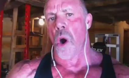 The Warrior Lashes Out at Hulk Hogan