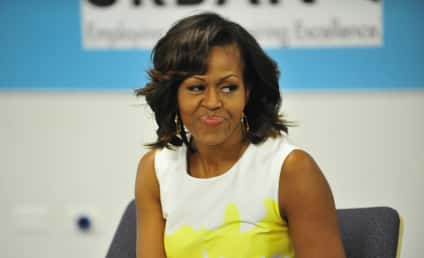 Michelle Obama to Portray Herself on Nashville