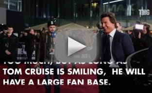Tom Cruise Smile: The Best in the Business?