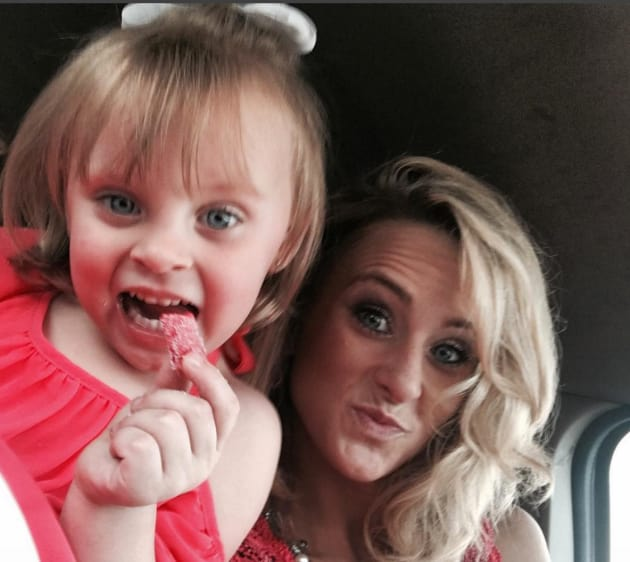 Soldier Surprises Mom At Her Wedding In Emotional Video: Jeremy Calvert Surprises Daughter Adalynn, Leah Messer