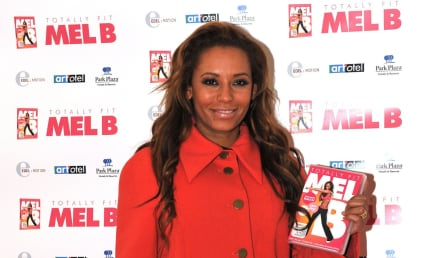 Melanie Brown Gives Birth!
