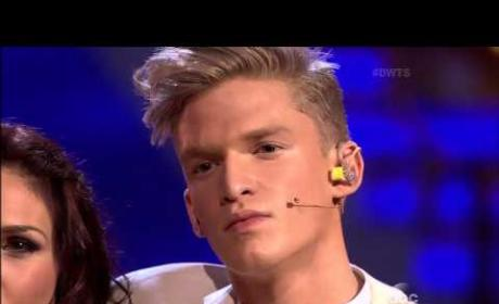 Cody Simpson & Sharna Burgess - Foxtrot - Week 4