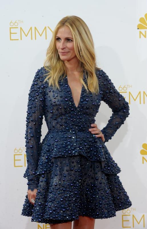 Julia roberts at the 2014 emmys