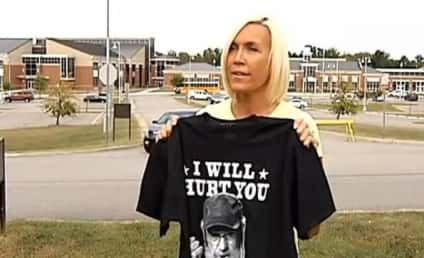"Duck Dynasty Shirt Banned From Virginia School, Deemed ""Threatening"""