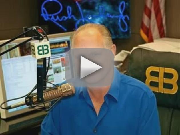 Rush Limbaugh Shames Sandra Fluke