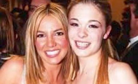 LeAnn Rimes and Britney Spears
