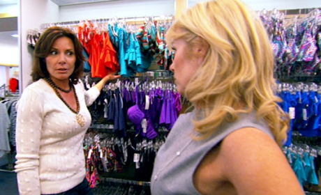 LuAnn's Confused