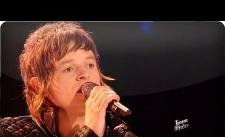 Terry McDermott - Over (The Voice)
