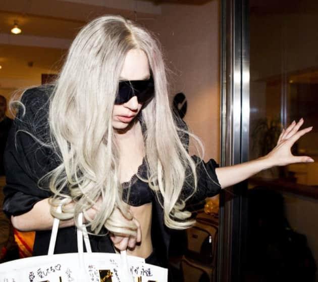 Gaga on the Prowl