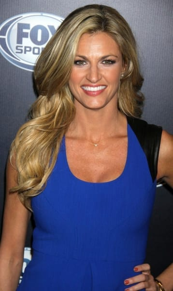 Erin andrews dating hockey player