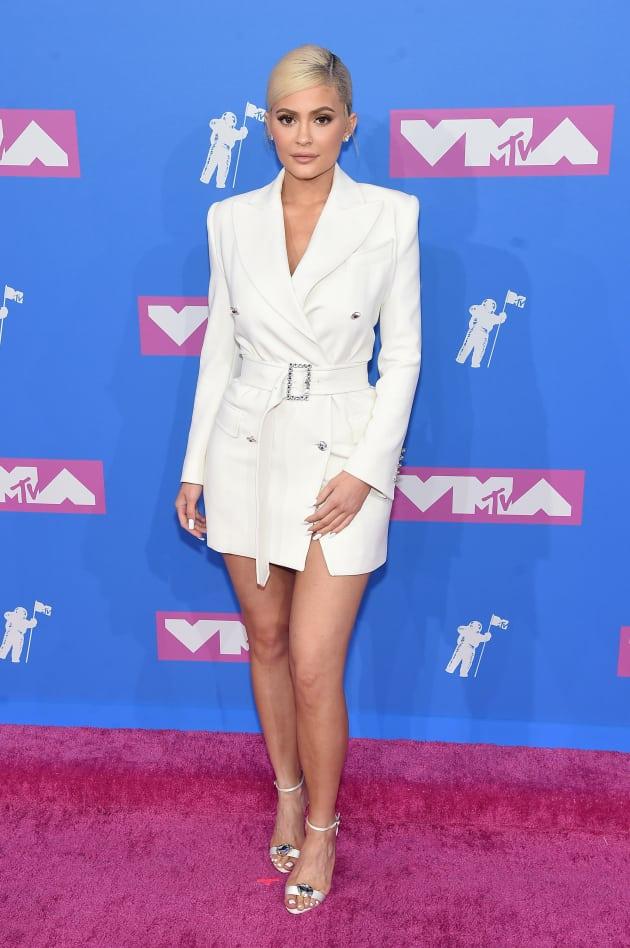 Kylie Jenner at 2018 VMAs
