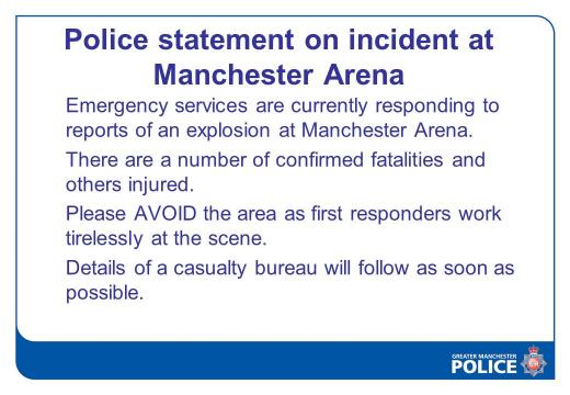 explosion statement