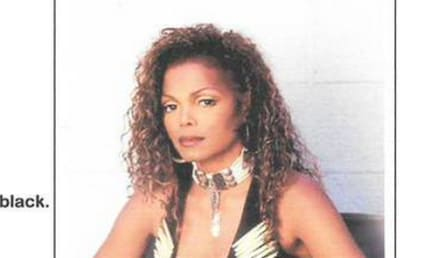 """Janet Jackson """"Missing"""" Poster Elicits Laugh from Singer"""