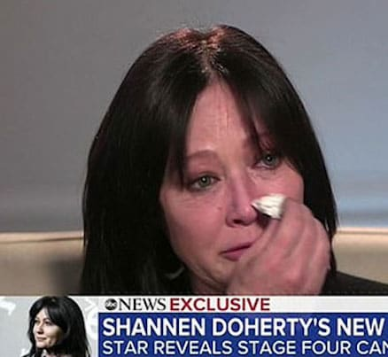 Shannen Doherty on ABC