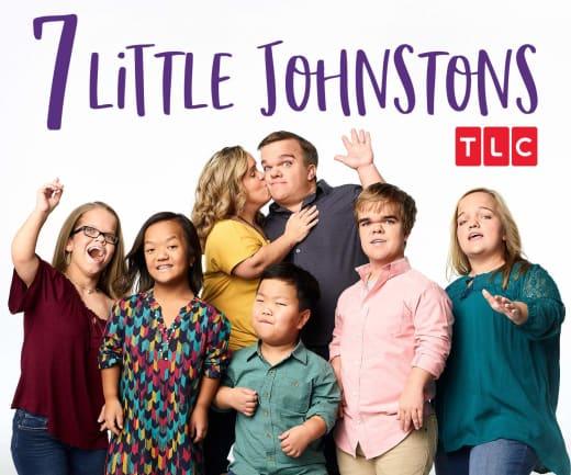 7 pequeños Johnston juntos