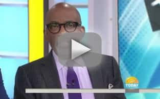 Al Roker Bids Emotional Farewell to Tamron Hall