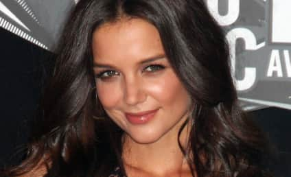 Celebrity Hair Affair: Katie Holmes