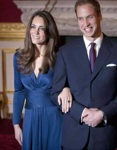 The Royal Couple