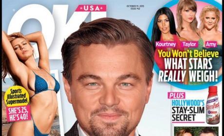 Leonardo DiCaprio: Engaged?!