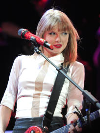 Taylor Swift on Tour