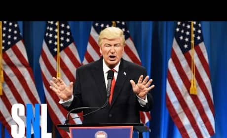 Saturday Night Live Takes on Donald Trump's Golden Showers Scandal!