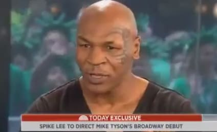 Mike Tyson on Today Show: I Was a Prostitute Hunter!