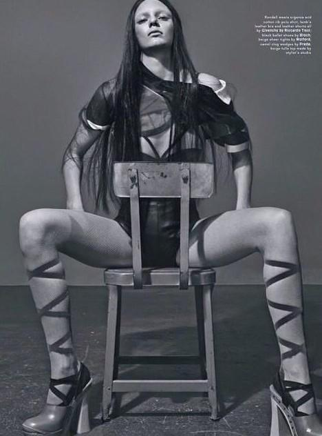 Racy Kendall Jenner