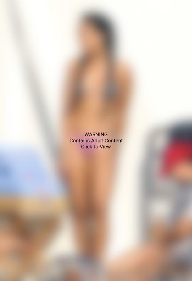 Rihanna Bikini Photo