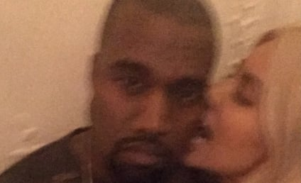 Kim Kardashian Shares Racy Instagram Photo, Implies She Wants to Bang Kanye
