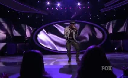 Aaron Marcellus on American Idol: The Whole Package?!?