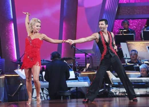 Kate on DWTS
