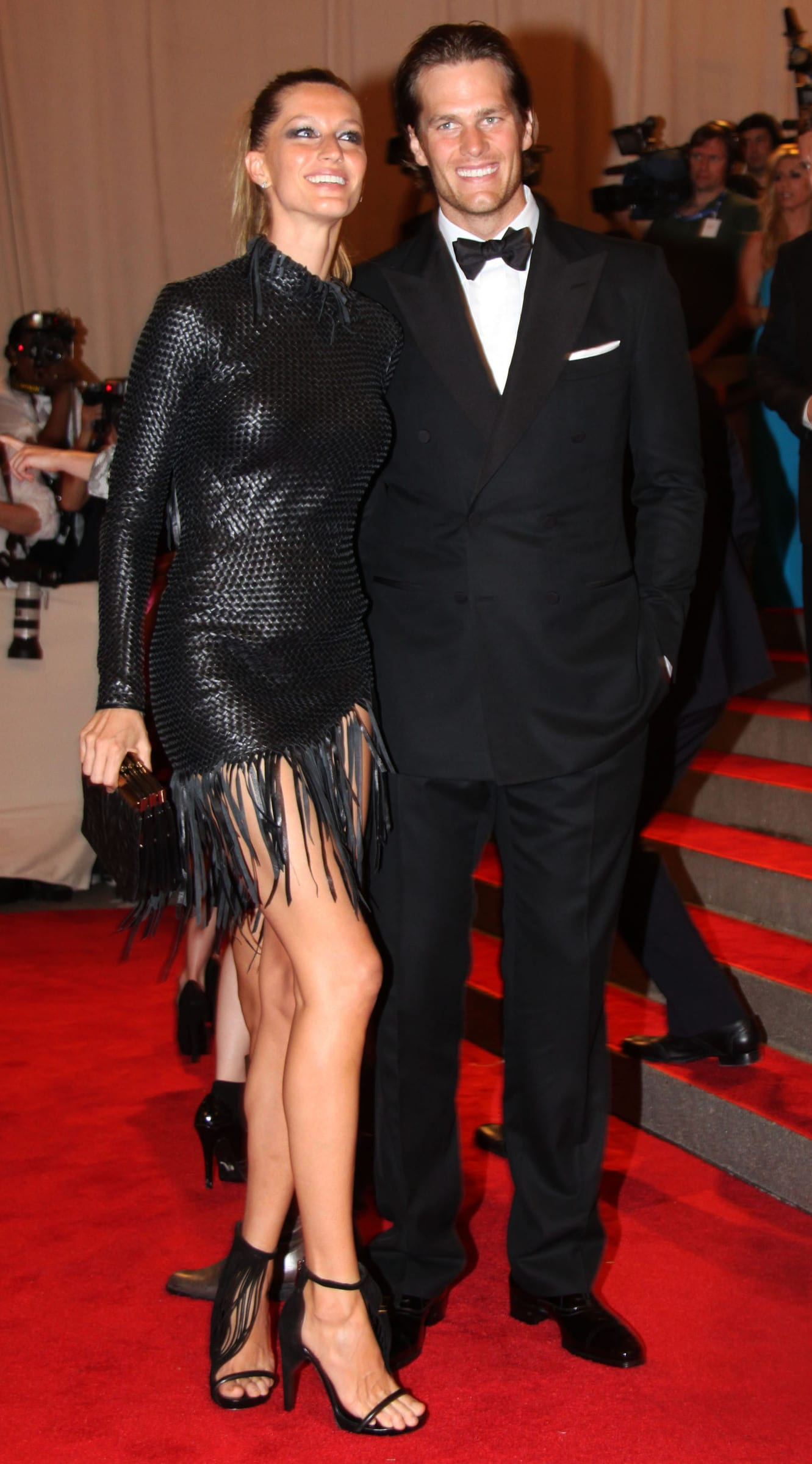 Report Tom Brady And Gisele Bundchen Not Engaged The Hollywood