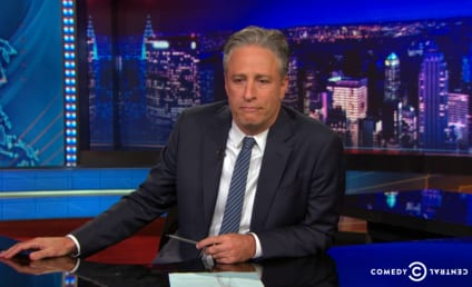 Jon Stewart Delivers Emotional Speech About Charleston