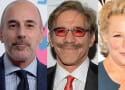 Geraldo Rivera Defends Matt Lauer, Gets Accused of Groping Bette Midler