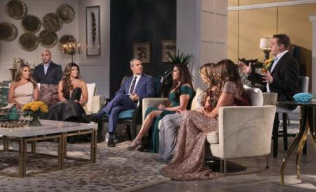 The Real Housewives of New Jersey Reunion Argument