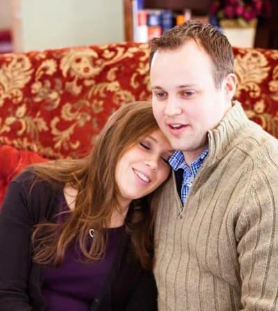 Anna Duggar and Josh Duggar: A Photo