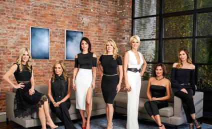 The Real Housewives of New York Season 9 Episode 1 Recap: Talk of the Town