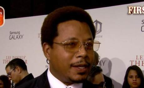 Terrence Howard Denies Domestic Abuse