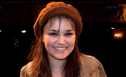 Samantha Barks Takes Over for Taylor Swift in Les Miserables