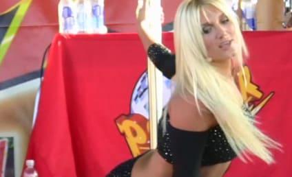 Brooke Hogan Jumps, Preens, Pleads for Celebrity Gossip Attention