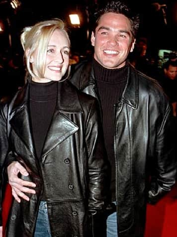 Mindy McCready and Dean Cain