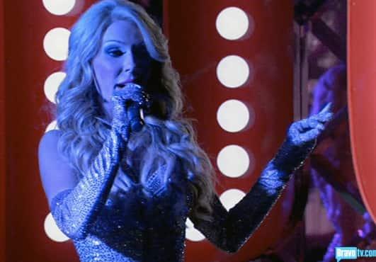 Gretchen Rossi Sings