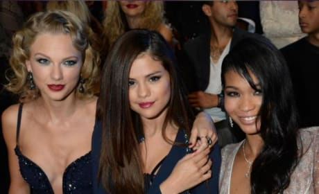 Selena Gomez: Loved by Kelly Clarkson!